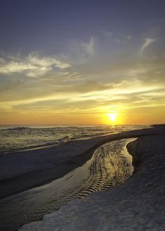 Sunsets on the Gulf