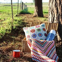 Hope you've had a crochet packed weekend!! #crochetinthegreatoutdoors #alongmycountryroad #ruralaustralia by crochetgirl99