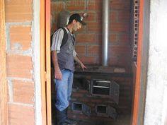Ideas Para, Ladder, Grande, Mexican, Blog, Wood Stoves, Brick Ovens, Bricks, Double Front Doors