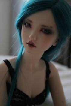 Blue Swan by Sweet Togepi