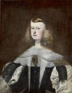 Infanta Margarita after Velazquez