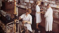 Chemieprogramm der DDR 60er Jahre Bitterfeld-Wolfen