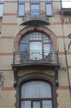 Schaerbeek - Rue Waelhem 69a, 69b, 71, 73, 75 - VAN ROELEN Florent