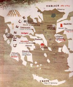 The Iliad & Odyssey Illustrated by Alice & Martin Provensen (1956)