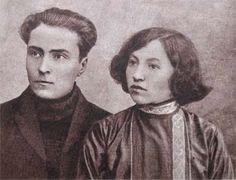 Victor Serge et Rirette Maitrejean