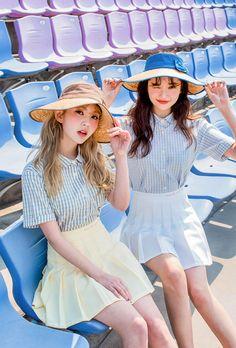 chuu_츄 - 츄(chuu) | 페퍼민트 blouse | NEW
