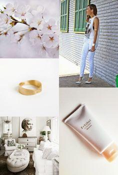 [Inspiration] Saturday Summer White