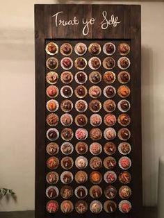 Resultado de imagen de donut wall kids party