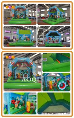 Insects inflatable bouncer is suitable for small amusement park and home. The game players can enjoy their physical and mental relax. Inflatable Bouncers, Amusement Park, Special Events, Insects, Relax, Game, Party, Fun, Kids