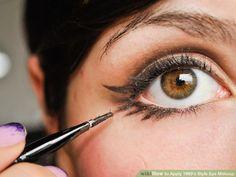 17 Trendy Makeup Looks Step By Step Eyeshadows Make Up Eye Makeup Steps, Blue Eye Makeup, Makeup For Brown Eyes, Hair Makeup, Emma Makeup, Hippie Makeup, Wedding Makeup Tutorial, Eyeliner, Mascara