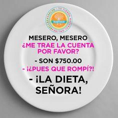 La dieta !!                                                                                                                                                     More