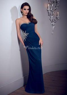 Vestido azul de Mori Lee - http://www.bodas.net/cat-DressList.php?tipo=3&Disenador=267