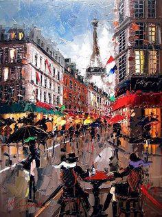 Paris - Kal Gajoum