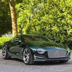 Bentley EXP 10  #RePin by AT Social Media Marketing - Pinterest Marketing Specialists ATSocialMedia.co.uk