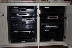 Equipment installed