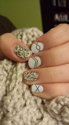 Moms With Cute Nails: Gatsby Meets Enchanted...My Jamberry Wishlist Is G...