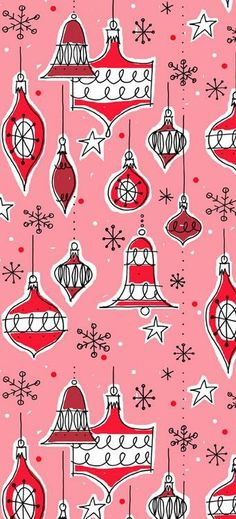 Deck that halls with vintage flair! #retro #gift...looks like an SSS design
