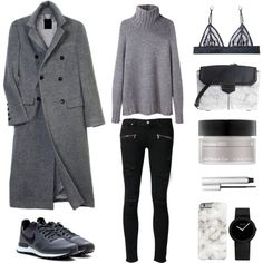 """Winter Hues"" by fashionlandscape on Polyvore"
