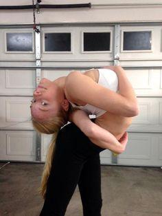 Trick Flexible - гибкость, трюки, супер растяжка