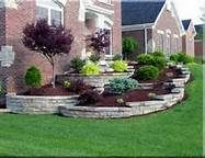 Idea Landscaping Small Trees For Front Yard .. lots of ideas here!