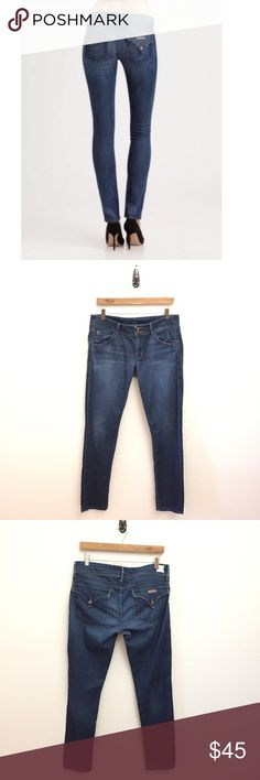 Hudson Collin Flap Skinny Jeans In preowned condition with no stains or holes/tears. Hudson Jeans Jeans Skinny