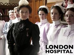 No one seems to know about this show but it's like Downtown Abbey in a hospital