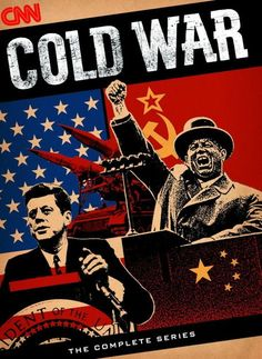 """The Cold War was a prolonged period of tension between the the Western World democracies, led by the USA and the communist Eastern Europe, led by the Soviet Union. The two leading countries, known as """"superpowers,"""" fought indirectly through proxy wars, the arms race, and the space race."""