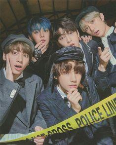 Korean Boy Bands, South Korean Boy Band, K Pop, Detective, Dream Pop, K Idols, Pop Group, My Boys, Rapper