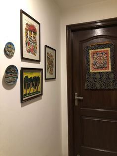 Indian Home Interior, Indian Interiors, Indian Home Decor, Madhubani Painting, Blue Pottery, My Furniture, Antique Shops, Decorating Blogs, House Tours