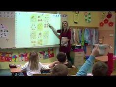 barevné velké číslice ▶ Matematika podle prof. Hejného: Průřez výukou a metodami 1 - YouTube