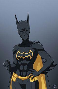 Batgirl 3.0 #CassandraCain .