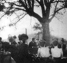 Swami Vivekananda south_pasadena-1900-circle Picnic South Pasadena, January, 1900