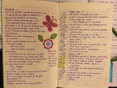 General conference notes and planning