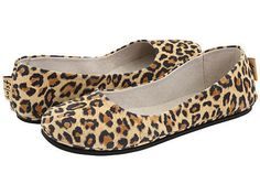 If You Like Cute Flats, You're Going to Love These Brands: Cute Flats from French Sole / French Red Ballet Flats, Leopard Print Flats, Cute Flats, Comfortable Flats, Free Clothes, Crazy Shoes, So Little Time, Womens Flats, Black Suede