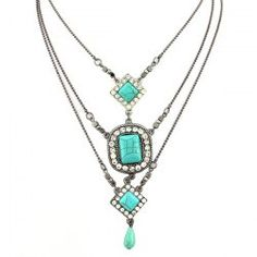 Jewelry For Women: Best Vintage Turquoise Jewelry Fashion Sale Online | TwinkleDeals.com Page 14