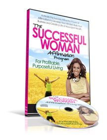 Start and End My Day With Positivity!  AFFIRMATION C-D  THE SUCCESSFUL WOMEN