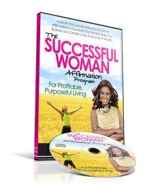 AFFIRMATION C-D  THE SUCCESSFUL WOMEN