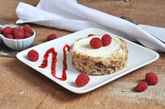 Anja's Food 4 Thought: Yogurt Date Tart