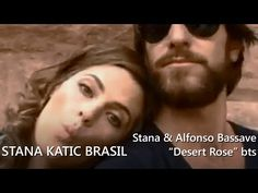 "Stana Katic & Alfonso Bassave - ""The Rendezvous"" bts - YouTube"