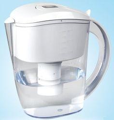 Alkaline Plus PH Ionizer Pitcher by WellBlue - Alkaline Water Plus