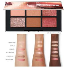 Nars mini wanted palette 2019 Eyeshadow Palette, Nars, Eye Makeup, Make Up, Mini, Outfits, Beauty, Products, Makeup Eyes