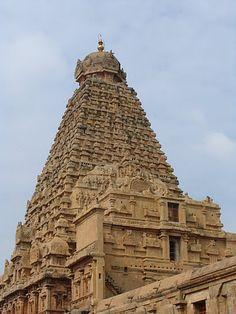 Big Temple, Thanjavur, India
