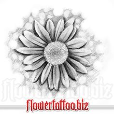 daisy tattoo for mom maybe
