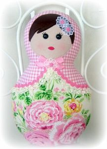 cute babushka softies