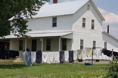 Amish in Ethridge, TN