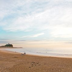Nobbys Beach and Lighthouse, Newcastle