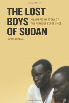 The Lost Boys of Sudan: An American Story of the Refugee Experience by Mark Bixler,http://www.amazon.com/dp/0820328839/ref=cm_sw_r_pi_dp_XTu3rb0PBR70ARRN