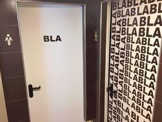 Bla untuk cowok, dan bla-bla-bla untuk cewek