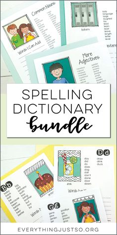 120 Best Spelling Resources For Upper Elementary Images On Pinterest