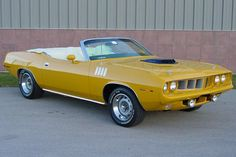 "Plymouth Hemi Cuda 71 - ""Nash Bridges"" SHOP SAFE! THIS CAR, AND ANY OTHER CAR YOU PURCHASE FROM PAYLESS CAR SALES IS PROTECTED WITH THE NJS LEMON LAW!! LOOKING FOR AN AFFORDABLE CAR THAT WON'T GIVE YOU PROBLEMS? COME TO PAYLESS CAR SALES TODAY! Para Representante en Espanol llama ahora PLEASE CALL ASAP 732-316-5555"